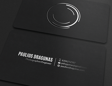 Spot UV Coated Cards Designs