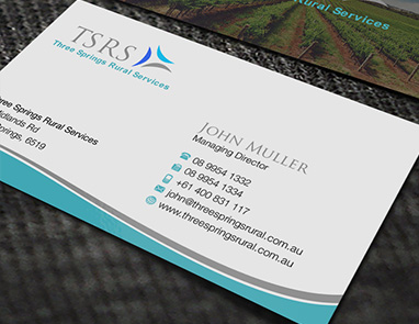 Visiting Cards Printing Solution