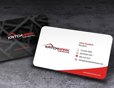 Business Card Designing Work