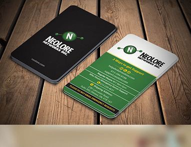 Online Business Card Designing